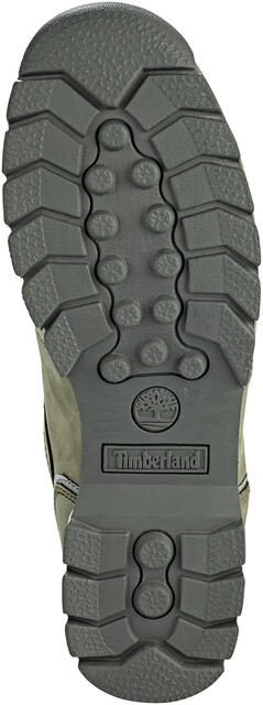 Timberland Splitrock 2 Hiker Shoes Men dark green nubuck at